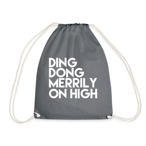 DING DONG - Drawstring Bag