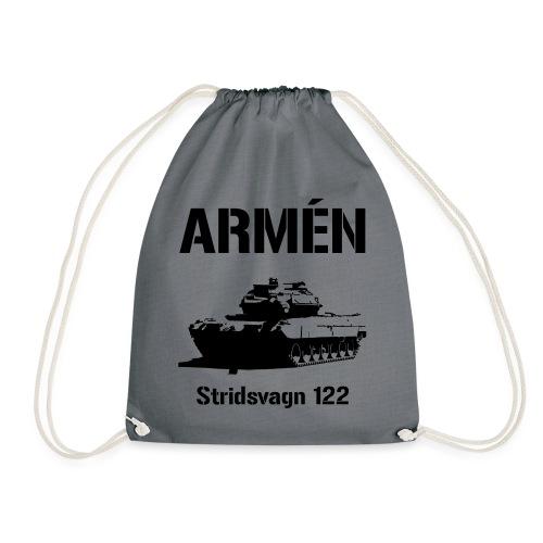 ARMÉN - Stridsvagn 122 - Gymnastikpåse