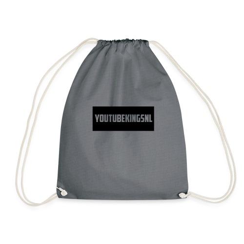 YoutubeKingsNL Bar Logo - Gymtas