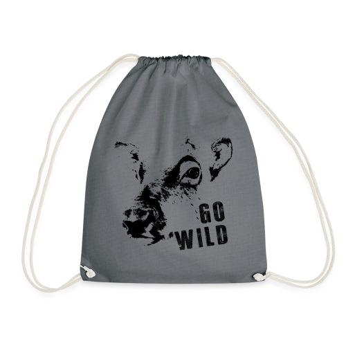 Go Wild - Turnbeutel