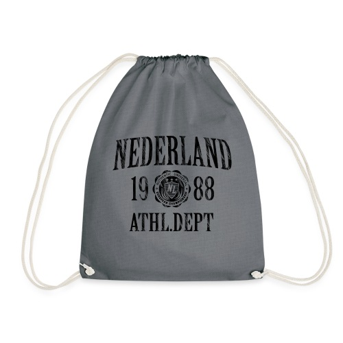 T-shirt Nederland - Gymtas