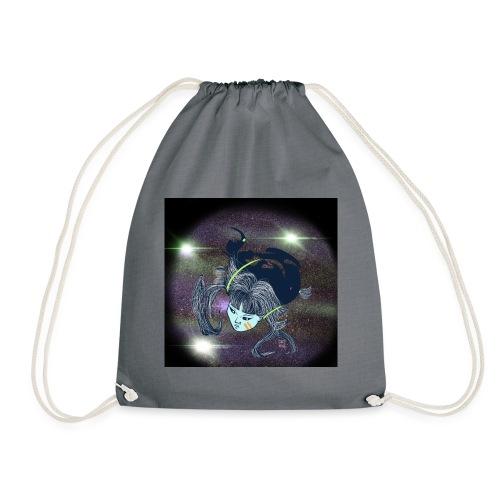 the Star Child - Drawstring Bag