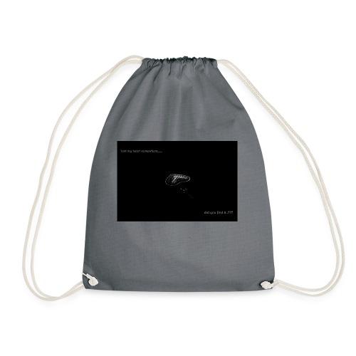 Lost Ma Heart - Drawstring Bag