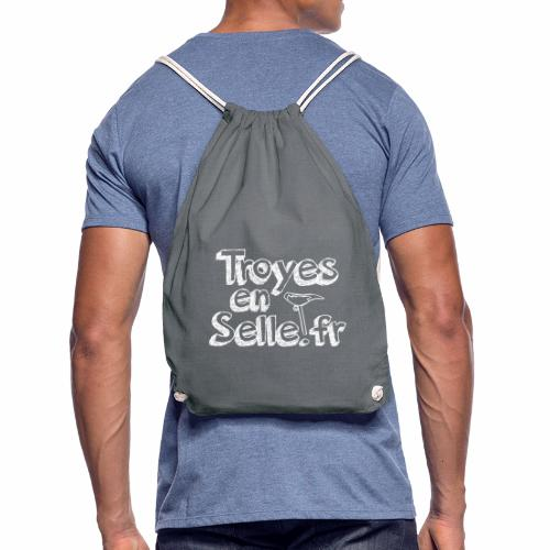 logo Troyes en Selle - Sac de sport léger