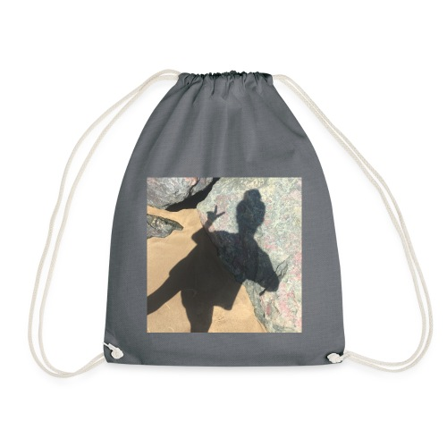 shadow - Drawstring Bag
