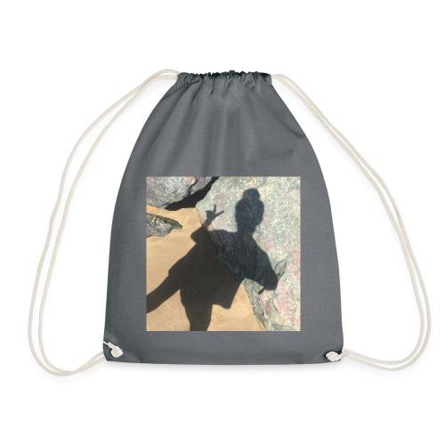 shadow - Drawstring Bag