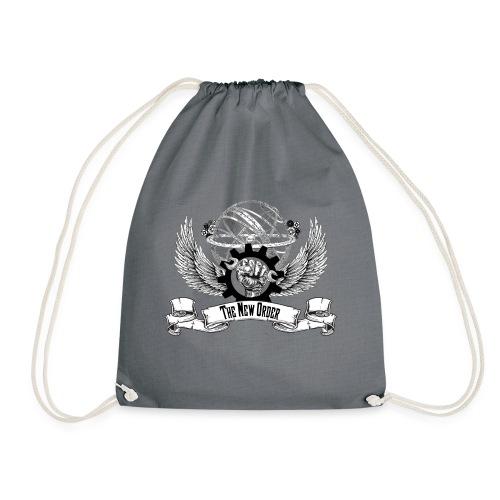 The New Order Logo 1 - Mochila saco