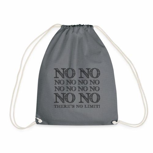 There's No Limit! - Sportstaske
