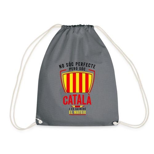 Soc CATALA Catalan Catalunya Catalona Catalonia - Mochila saco
