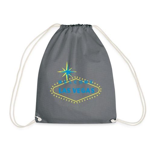 las vegas - Drawstring Bag