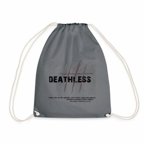 Deathless 3 Kreuze - Turnbeutel