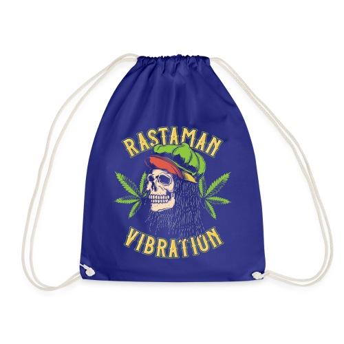 Rastaman - Cannabis - Turnbeutel