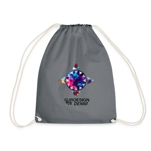 OD-ID: 005 THE VOID UNLEASHED - Drawstring Bag