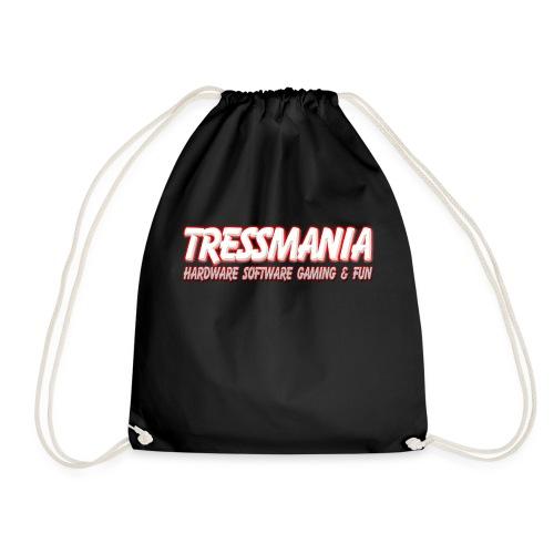 Tres Mania Logo - Drawstring Bag