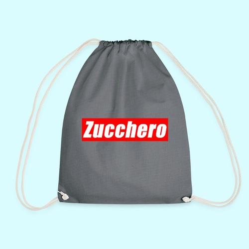 Zucchero Box Red - Drawstring Bag