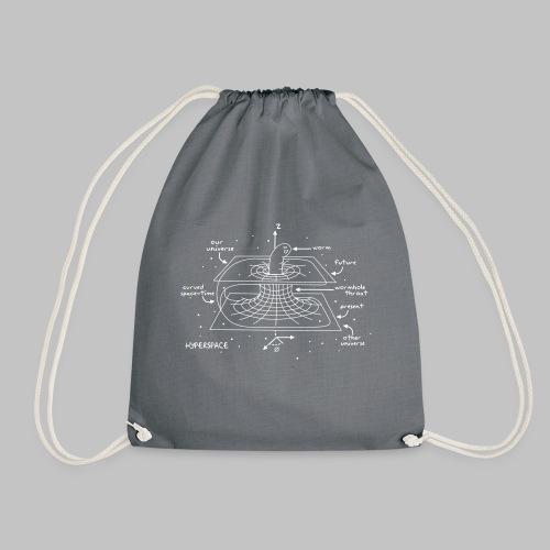 Wormhole - Drawstring Bag