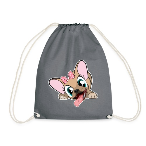 Be Happy with Naya Ze Frenchie - Sac de sport léger