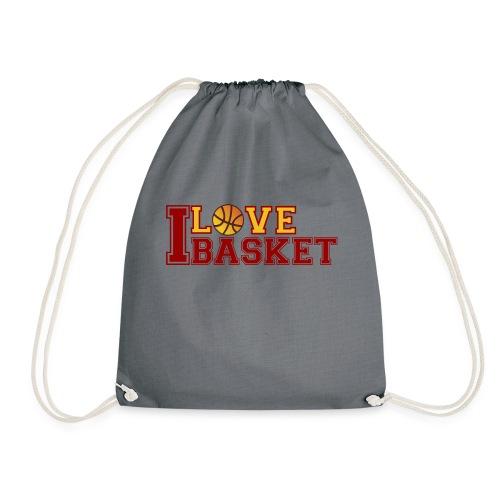 Love-Basketball - Turnbeutel