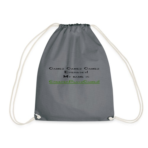 cpg intro - Drawstring Bag