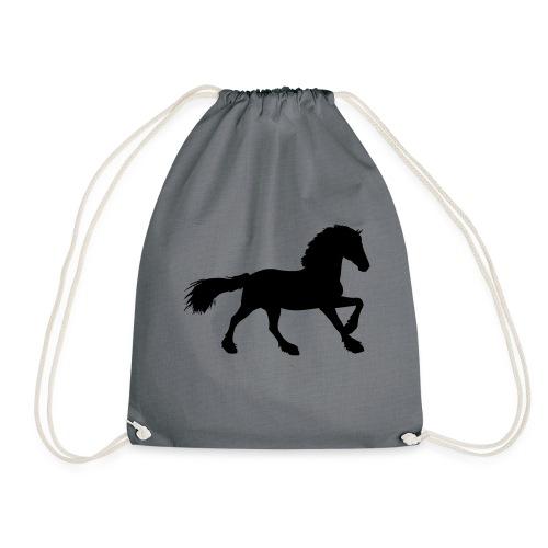 Pferd - Horse - Turnbeutel