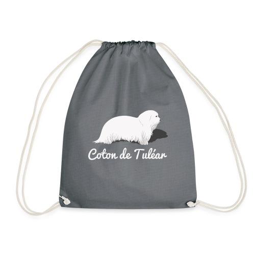 Coton de Tuléar - Turnbeutel