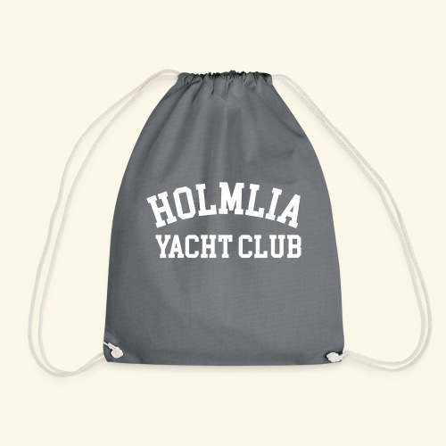 HOLMLIA YACHT CLUB COLLEGE TEAM - Gymbag