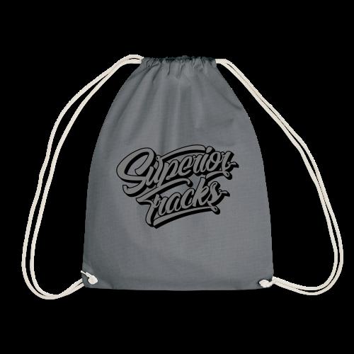 Superior Dark - Drawstring Bag