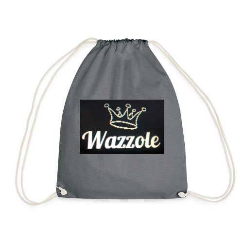 Wazzole crown range - Drawstring Bag