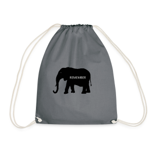 Elephant Collection - Gymbag