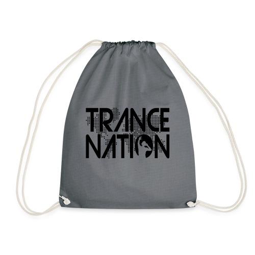 Trance Nation (Black) - Gymnastikpåse