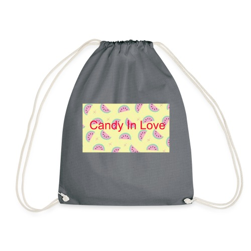 Merchandise Candy In Love - Gymtas