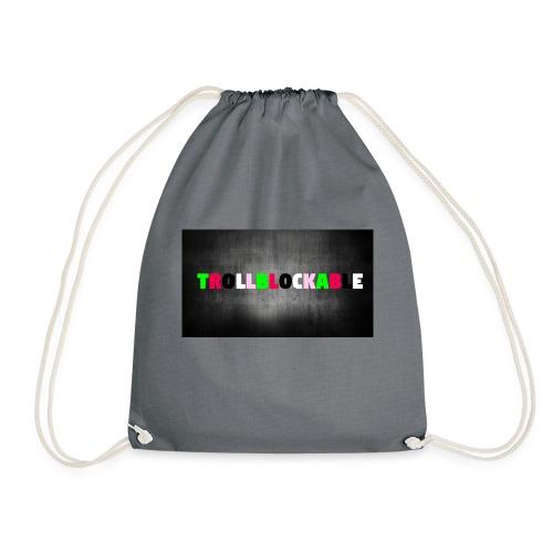 Trollblockable - Drawstring Bag