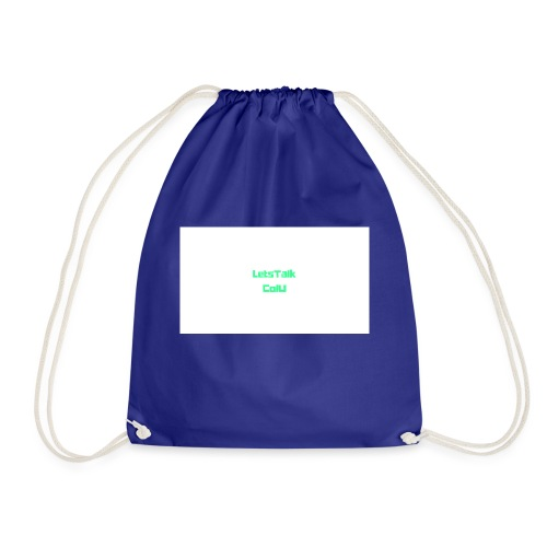 LetsTalk ColU - Drawstring Bag