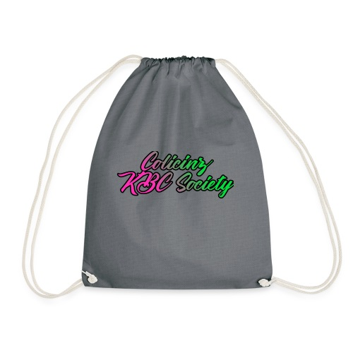 KBC Society Design - Drawstring Bag