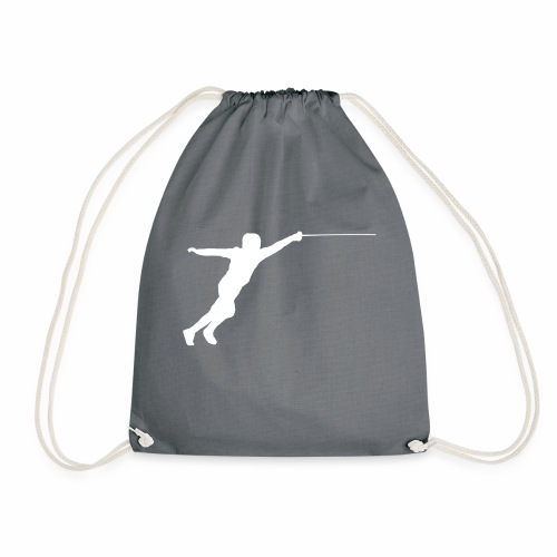 Jumping Fencer - Turnbeutel