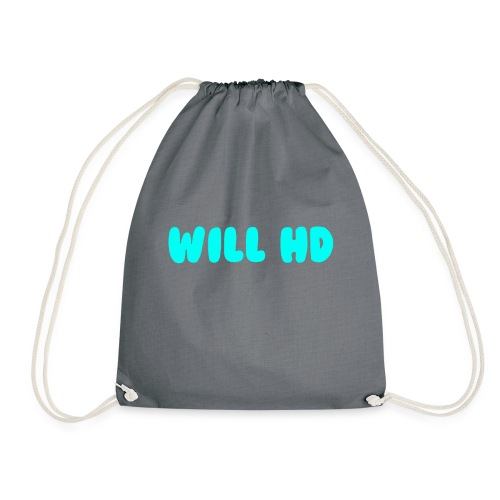 Will HD Merchandise - Drawstring Bag