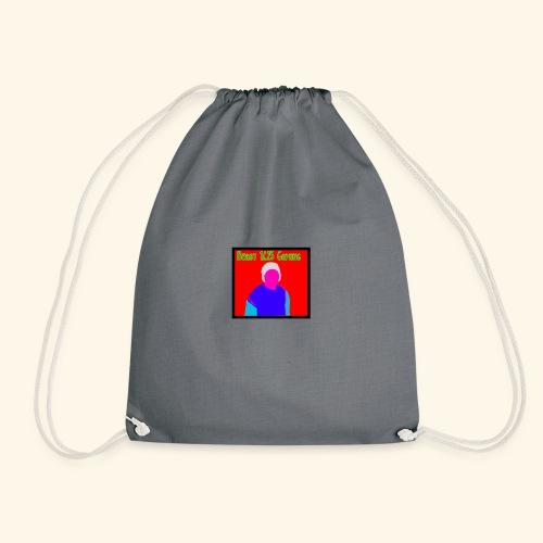 Beast 1425 gaming logo - Drawstring Bag