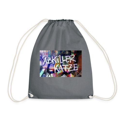 Abkiller Katze - Turnbeutel