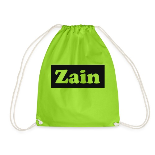 Zain Clothing Line - Drawstring Bag