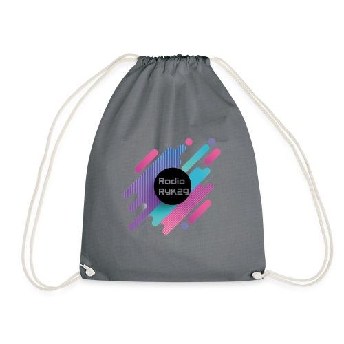 Logo new trans png - Drawstring Bag