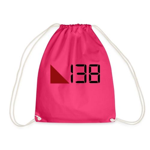 138 (Black) - Gymnastikpåse