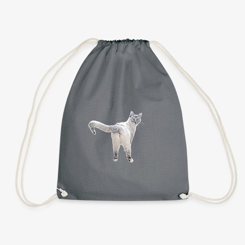 snow1 - Drawstring Bag