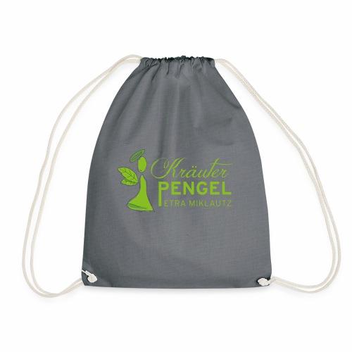 Kräuter Pengel Logo (grün) - Turnbeutel