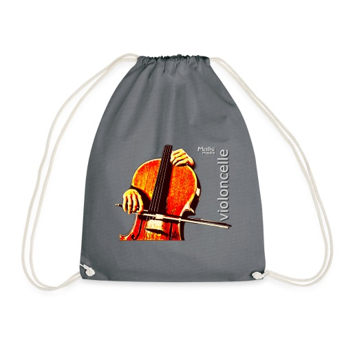 violonchelo - Mochila saco