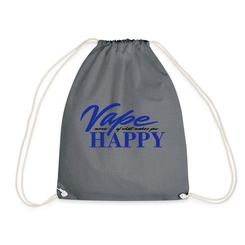 Vape Happy - Turnbeutel