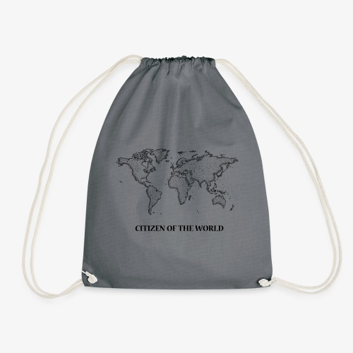 citizenoftheworld - Drawstring Bag