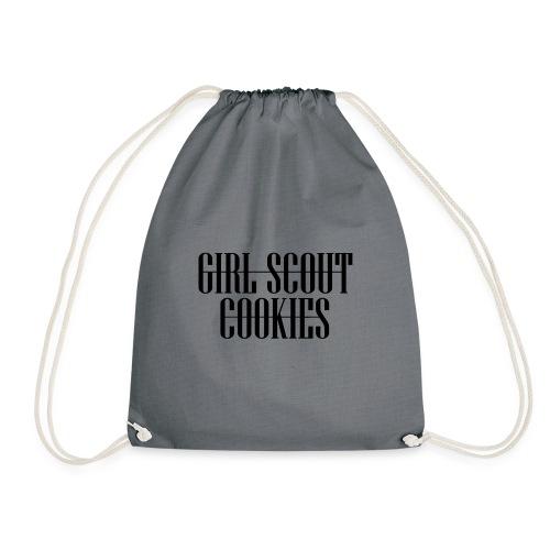 Cannabis Rausch - Girl Scout Cookies - Turnbeutel
