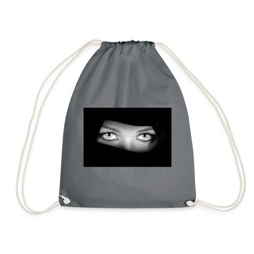 Beyond the veil - Drawstring Bag