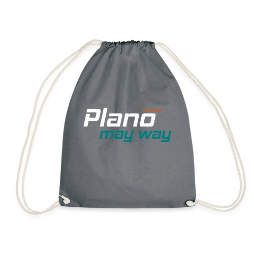 Plano Style - Turnbeutel