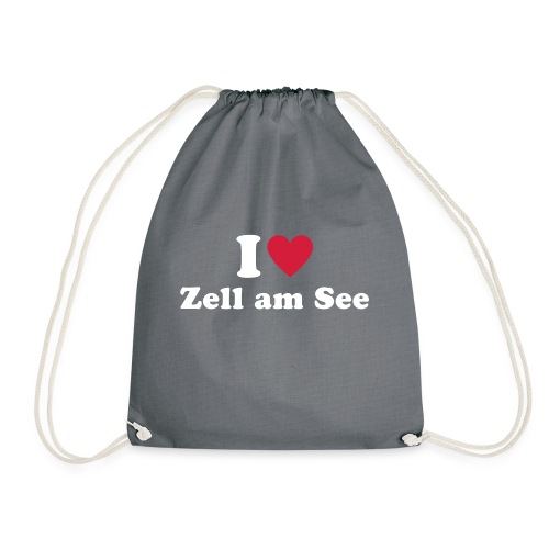 i love zell am see 1 - Gymtas